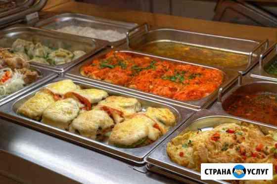 Доставка горячего питания из действующей столовой Мурманск