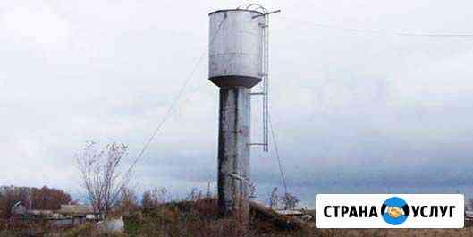 Чистка Промывка водонапорных башень Чистополь