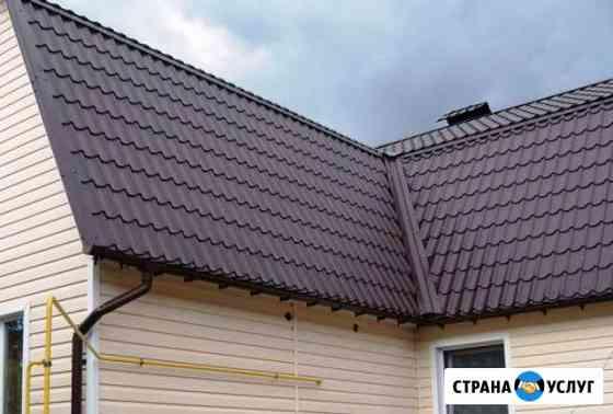 Ремонт крыш Соликамск