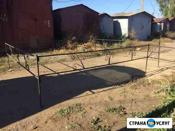 Ограда Саранск