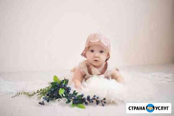 Малышковая фотосъемка от 5-18 мес Ноябрьск