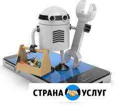 Ремонт сотовых телефонов, смартфонов, планшетов Знаменское