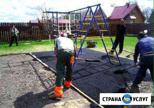 Благоустройств территории Ярославль