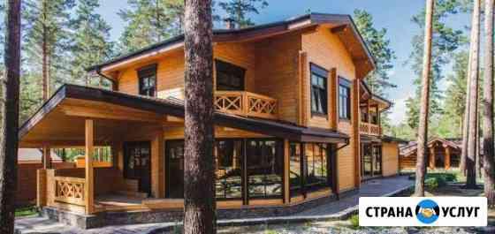 Подряд и строительство домов, коттеджей Чита