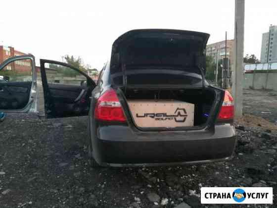 Установка автозвука, замена штатной акустики Ижевск