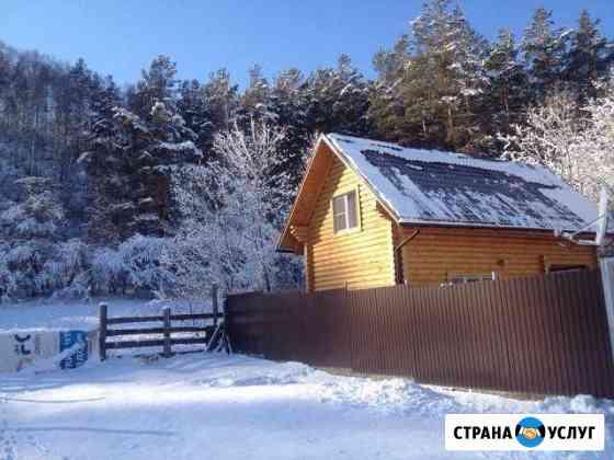 Отдых в Горном Алтае в Чемальском районе Горно-Алтайск