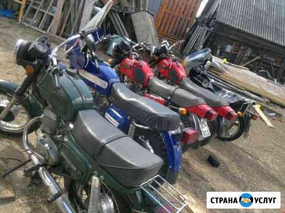 Ремонт и восстановление советской мототехники Череповец