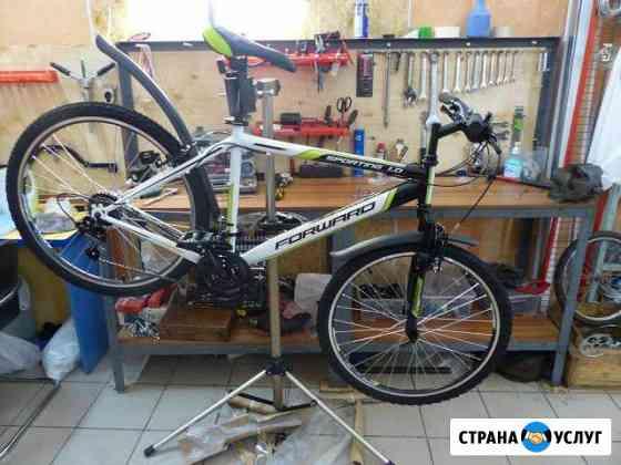 Ремонт велосипедов Знаменск