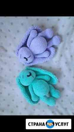 Вязание игрушек Саранск