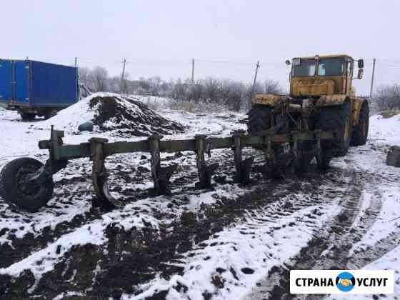 Вспашка обработка почвы Черкесск