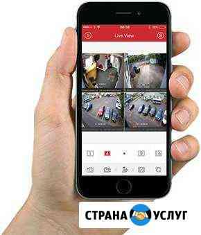 Видеонаблюдение для Дома Магазина Предприятия Бийск