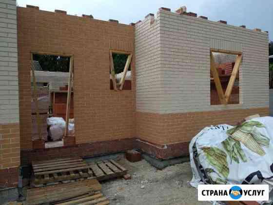 Строительство домов Аксай