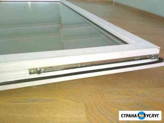 Ремонт пластиковых окон и дверей Уфа