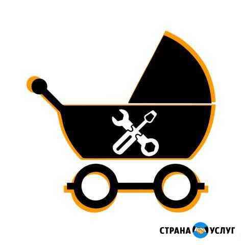 Ремонт детских колясок запчасти Пенза
