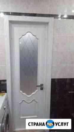 Установка межкомнатных дверей Благовещенск