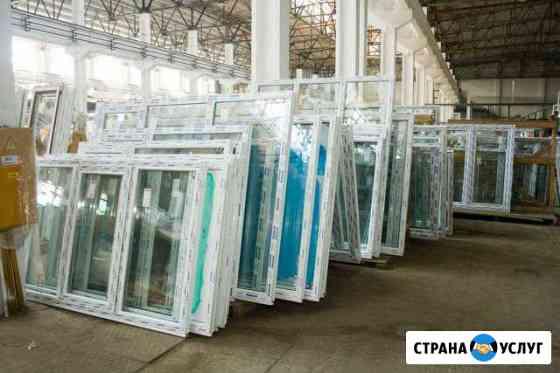 Пластиковые окна с монтажом и без монтажа Пенза