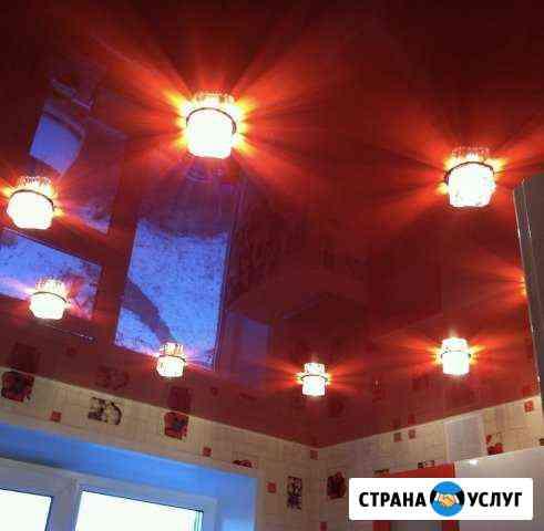 Натяжные потолки Северск