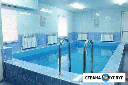 Сауна с бассейном Кумир Иваново