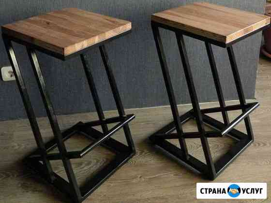Изготовление мебели в стиле Loft (лофт), стеллажи Горно-Алтайск