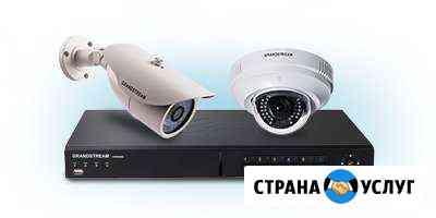 Видеонаблюдение, охранная сигнализация, домофон Ковров