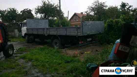 Грузоперевозки Зеленоградск