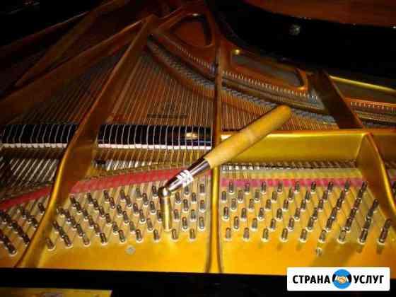 Настройка и регулировка настройщик фортепиано Росляково