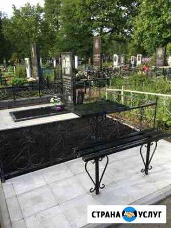 Благоустройство мест захоронения Пенза