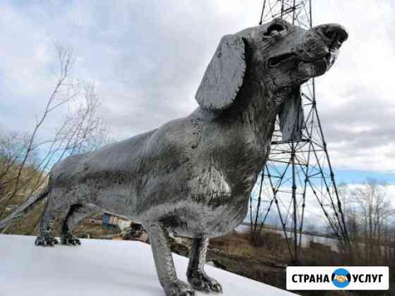 Скульптуры, памятники Архангельск