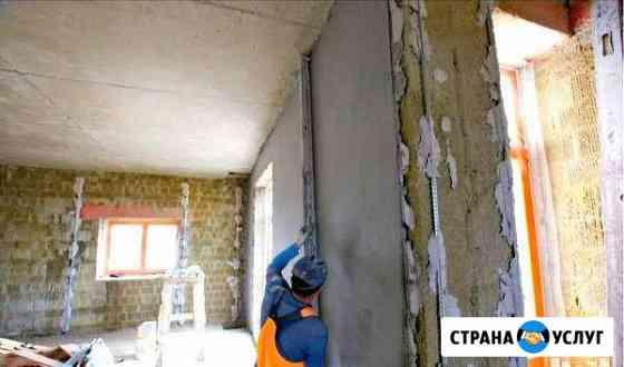 Штукатурные малярные работы Петропавловск-Камчатский