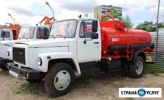Топливо с доставкой Мончегорск