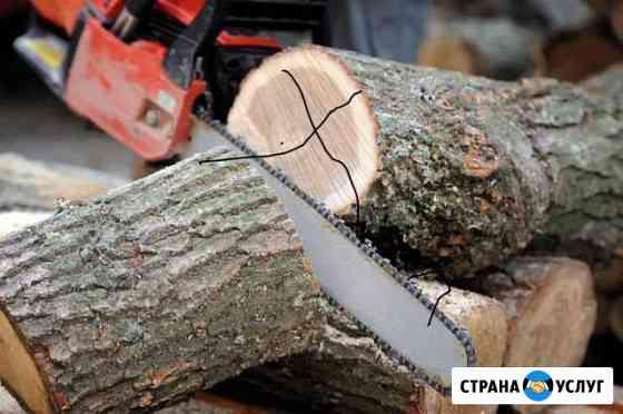 Спил деревьев Черкесск