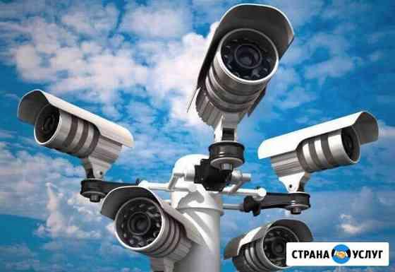 Монтаж,установка опс,Видеонаблюдения Москва