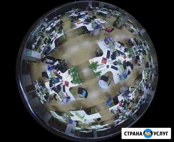 Видеонаблюдение Кемерово