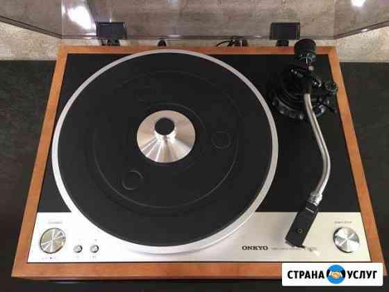 Запись с виниловых пластинок на аудиокассеты Ноябрьск
