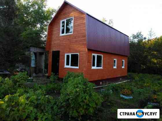 Каркас, брус Петропавловск-Камчатский