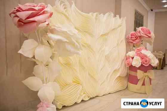 Оформление свадеб, юбилеев, детских праздников Смоленск