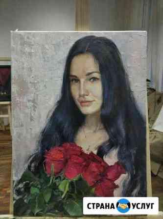 Портреты на заказ. Картины в наличии и на заказ Мурманск