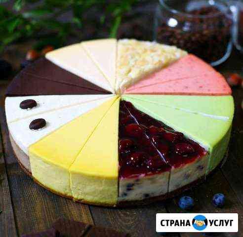 Чизкейки, торты и рулеты Нальчик