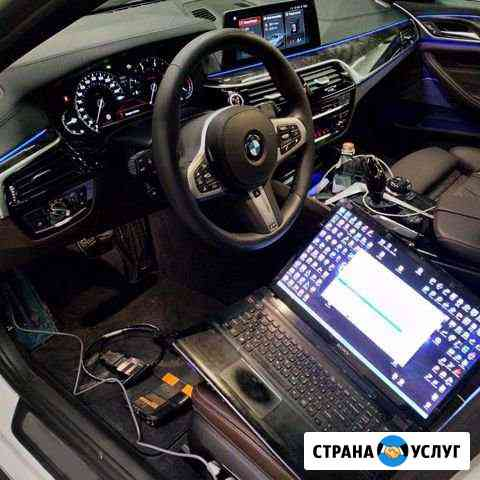 Прошивка авто: на euro-2, чип тюнинг Тамбов