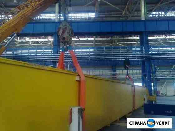Монтаж,ремонт,сервис грузоподъёмного оборудования Санкт-Петербург