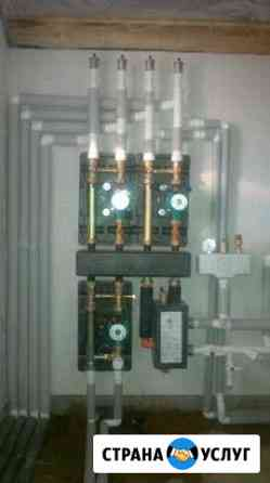 Проектирование отопление водоснабжение Ижевск