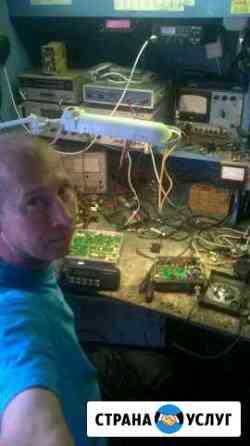 Ремонт раций, автоэлектрика, ремонт любой электрон Барнаул