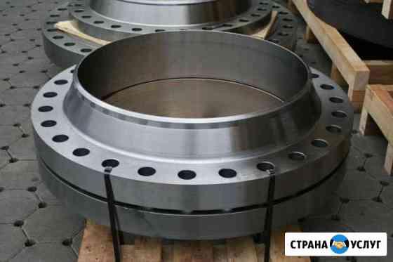 Изготовление фланцев большого диаметра Киров