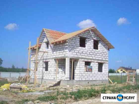 Строительные работы Обнинск