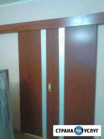 Установка межкомнатных дверей Калуга