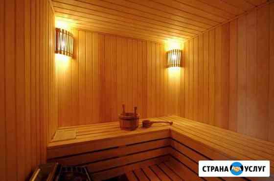 Отделка бани от А до Я Иваново