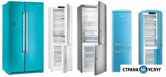 Ремонт бытовых и промышленных холодильников Магадан