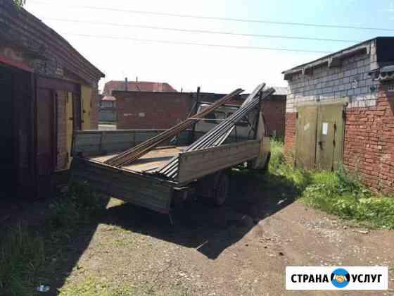 Грузоперевозки, Газель 6 метров Сарапул