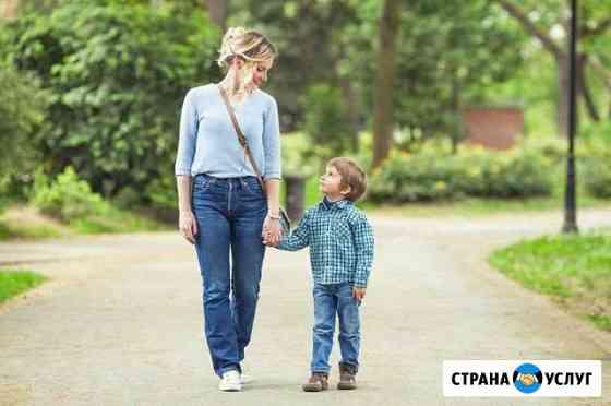 Сопровождение ребенка няней Иваново