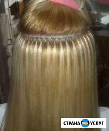 Наращивание ресниц, волос, плетение кос Барнаул